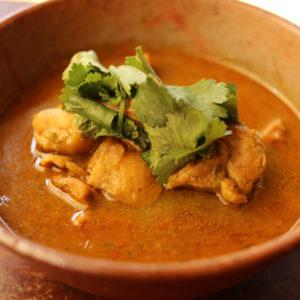 コリアンダーチキンカレー|インドカレーの作り方|スパイス・レシピ