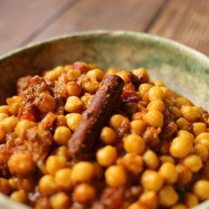 チャナマサラ|インドカレーの作り方|スパイス・レシピ