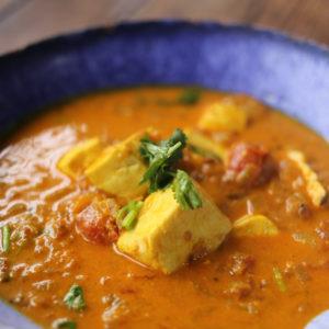 梅フィッシュカレー|インドカレーの作り方|スパイス・レシピ