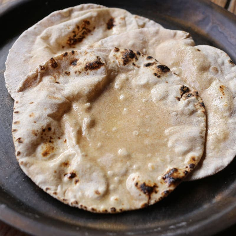 レシピ チャパティ 第3回 チャパティ|レシピ|ふぁい婆さんのヘルシー料理入門