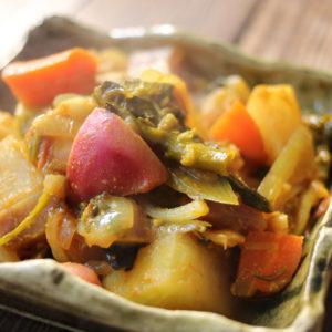 鎌倉冬野菜のラタトゥイユ |スパイス・レシピ